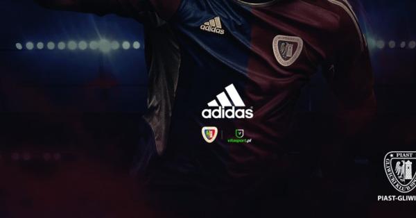 Adidas sponsorem technicznym Piasta! – Newsy – PIAST GLIWICE